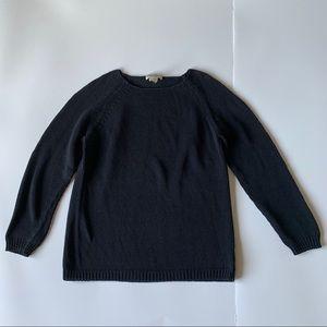 L Vintage 80's 90's Cotton Eddie Bauer Sweater